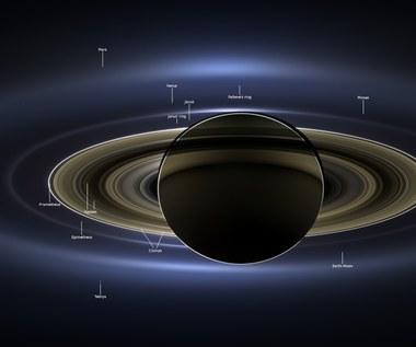 Koniec misji Cassini