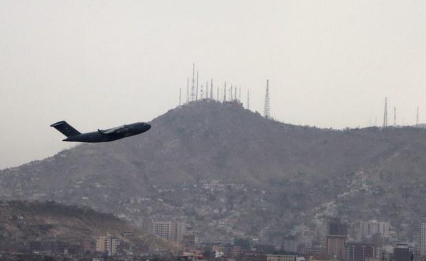 Koniec misji USA w Afganistanie. Ostatni amerykański samolot odleciał z Kabulu