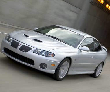 Koniec Pontiaca GTO