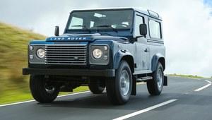 Koniec produkcji Land Rovera Defendera!