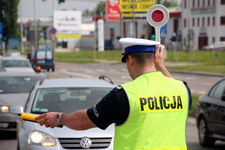 Koniec protestu policji - wracają mandaty