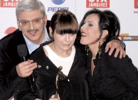 Koniec sielanki? Marek Niedźwiecki, Kasia Nosowska i Kora Jackowska /INTERIA.PL