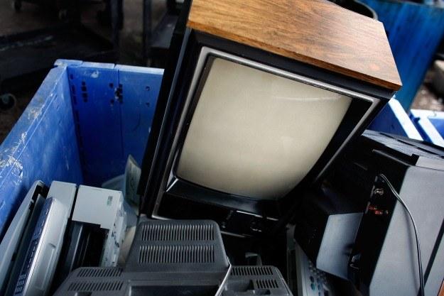 Koniec sprzedaży pakietów analogowej telewizji w UPC /AFP