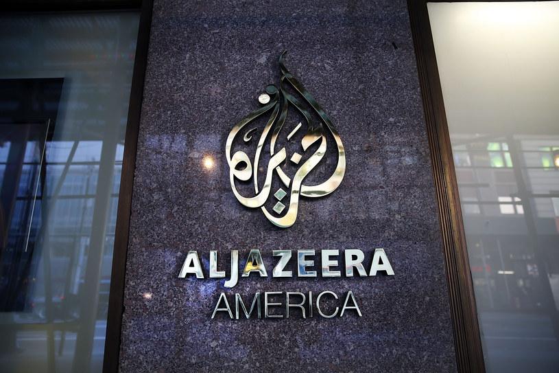 Koniec telewizji Al Jazeera America /AFP