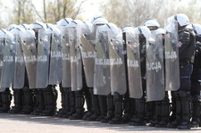 Koniec z anonimowością policjantów podczas demonstracji