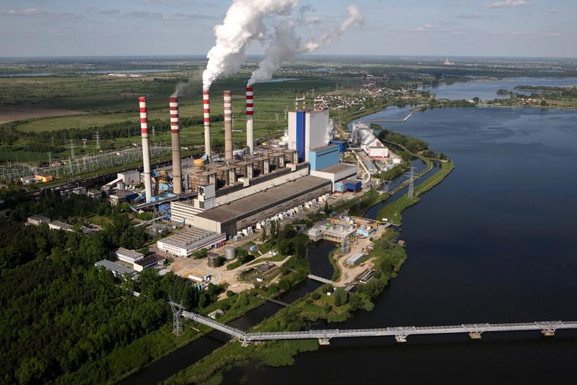 Koniec z energią z węgla najpóźniej w 2030 roku. Na zdj. Elektrownia Pątnów /materiały prasowe