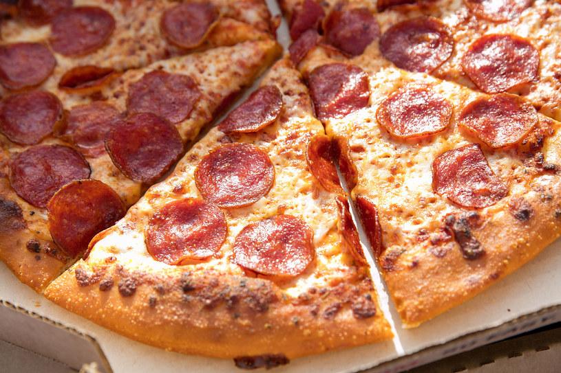 Koniec z pizzą we włoskich szkołach? (zdjęcie ilustracyjne) /Jeff Schear /AFP