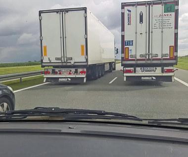 Koniec z wyprzedzaniem się ciężarówek!