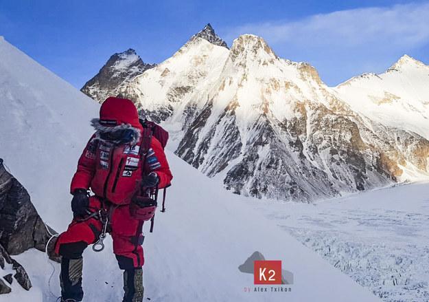 """Koniec zimowej wyprawy Alexa Txikona na K2. """"Dotarliśmy na 7150 metrów"""""""