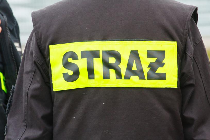 Konieczna była interwencja straży pożarnej /123RF/PICSEL