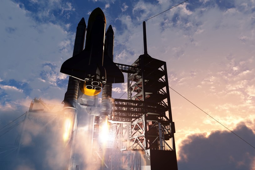 Konieczne jest uregulowanie prawne polskiej ekspansji kosmicznej /123RF/PICSEL