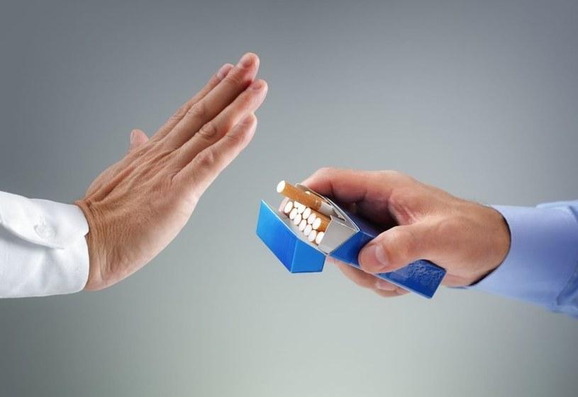 Koniecznie rzuć palenie /123RF/PICSEL