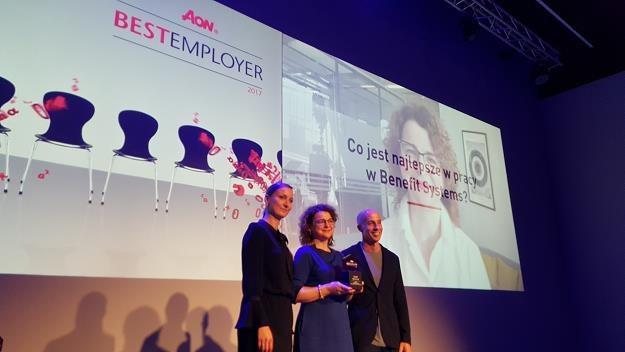 Konkurs AON to największe badanie zaangażowania pracowników w Polsce. Źródło: BS /