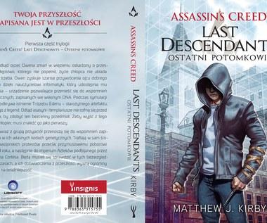 Konkurs: Assassin's Creed Ostatni Potomkowie - wygraj książkę