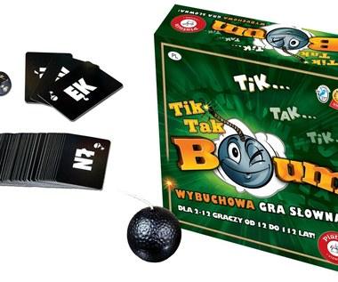 Konkurs: Do wygrania gry planszowe Tik Tak Bum