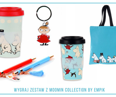 "Konkurs ""Moomin Collection by Empik"""