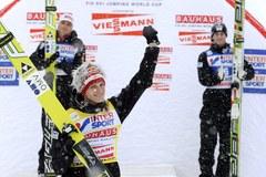 Konkurs Pucharu Świata w Engelbergu