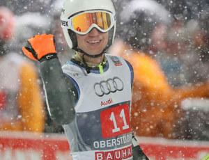 Konkurs Turnieju Czterech Skoczni w Oberstdorfie - zwycięstwo Krafta, Stoch czwarty