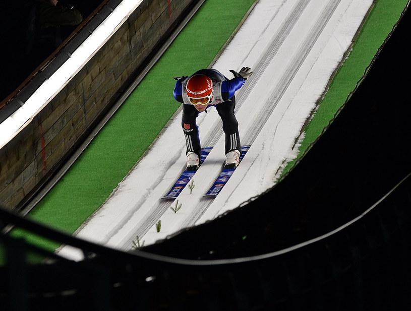 Konkurs w Wiśle może się nie odbyć /AFP