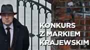 Konkurs z Markiem Krajewskim: Opowiadanie kryminalne