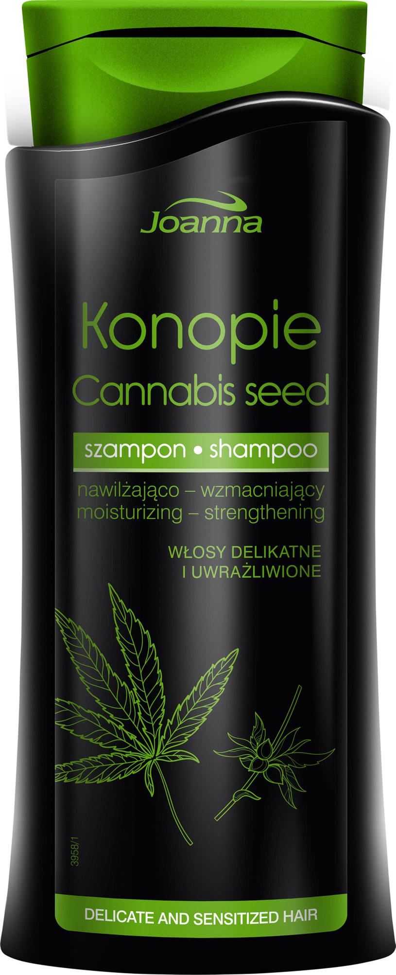 Konopie Cannabis Seed marki Joanna /INTERIA.PL/materiały prasowe