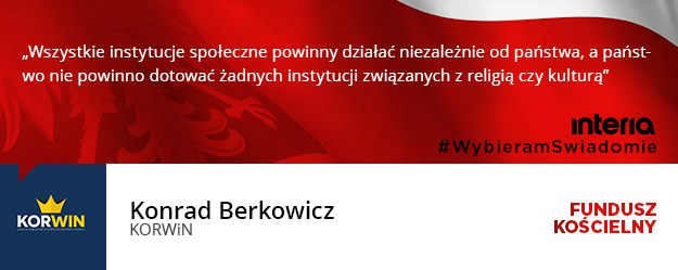 Konrad Berkowicz /INTERIA.PL