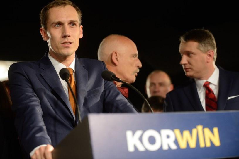 Konrad Berkowicz /Boleslaw Waledziak/REPORTER /East News