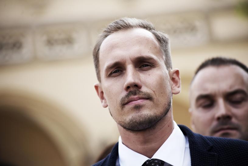 Konrad Berkowicz /Marek Lasyk  /Reporter