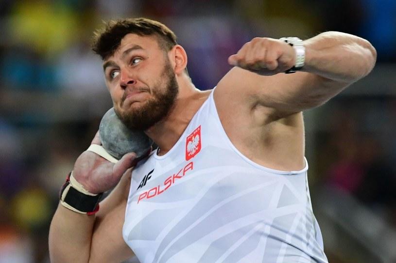 Konrad Bukowiecki stracił medal MŚ juniorów /AFP