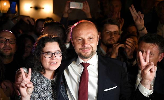Konrad Fijołek o wygranych wyborach w Rzeszowie: Wygrał głos nowej epoki