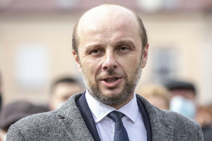 Konrad Fijołek /Grzegorz Bukała /Reporter