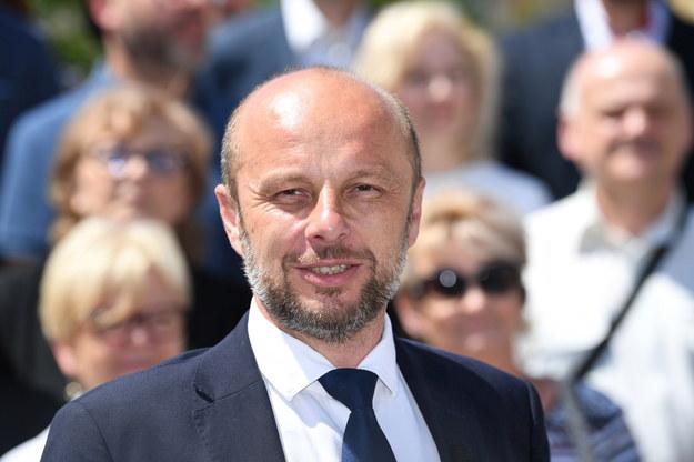 Konrad Fijołek /Darek Delmanowicz /PAP