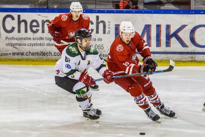 Konrad Filipek (z prawej) /Michał Chwieduk /Newspix