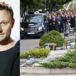 """Konrad Gaca nie żyje. Tłumy ludzi na pogrzebie! """"Odszedł kolejny dobry człowiek"""""""