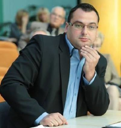 Konrad Krönig, prezydent Skarzyska-Kamiennej. Fot. UM Skarżysko /Informacja prasowa