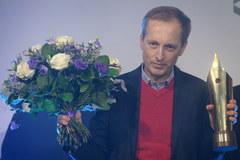 Konrad Piasecki z RMF FM Dziennikarzem Roku 2015