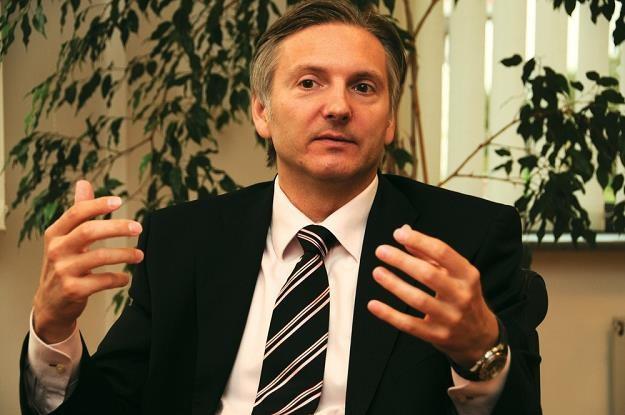 Konrad Pokutycki, prezes BSH Sprzęt Gospodarstwa Domowego. Fot. Włodzimierz Wasyluk /Reporter
