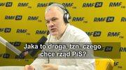 Konrad Szymański o pracach nad dekoncentracją mediów
