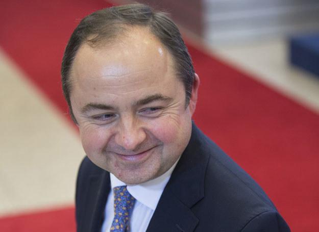 Konrad Szymański /Jean Paul Fries/REPORTER /East News