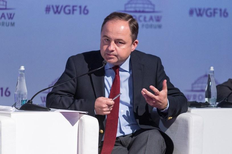 Konrad Szymański /Krzysztof Kaniewski /Reporter