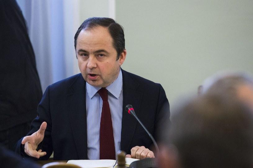 Konrad Szymański /A. Hulimka /Reporter