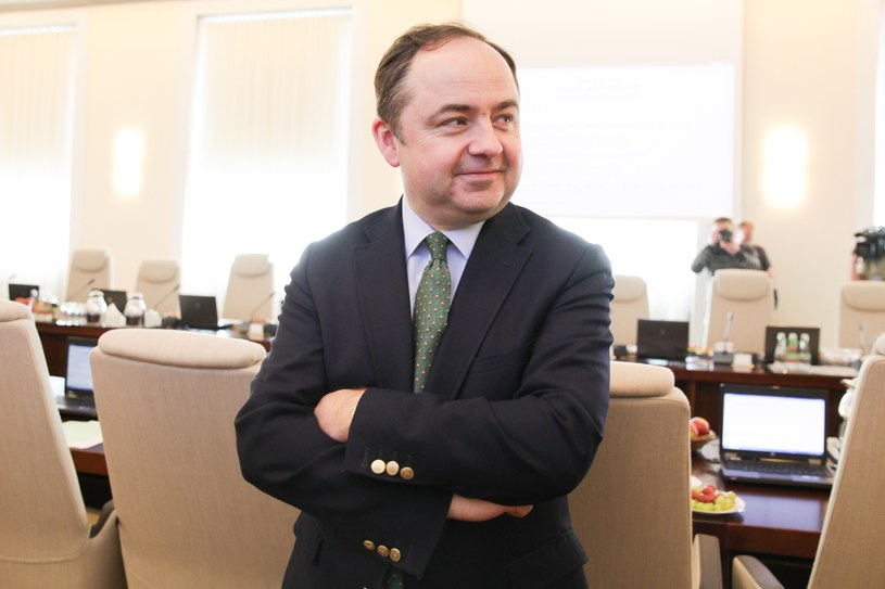 Konrad Szymański /Aleksandra Szmigiel /Reporter