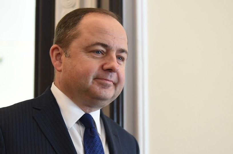 Konrad Szymański /Rafal Oleksiewicz/REPORTER /East News