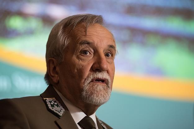 Konrad Tomaszewski przestał być szefem Lasów Państwowych. Fot. Paweł Głogowski /Reporter