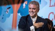 Konserwatysta Ivan Duque zwycięzcą wyborów prezydenckich w Kolumbii