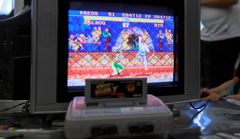 Konsola Super Nintendo /AFP