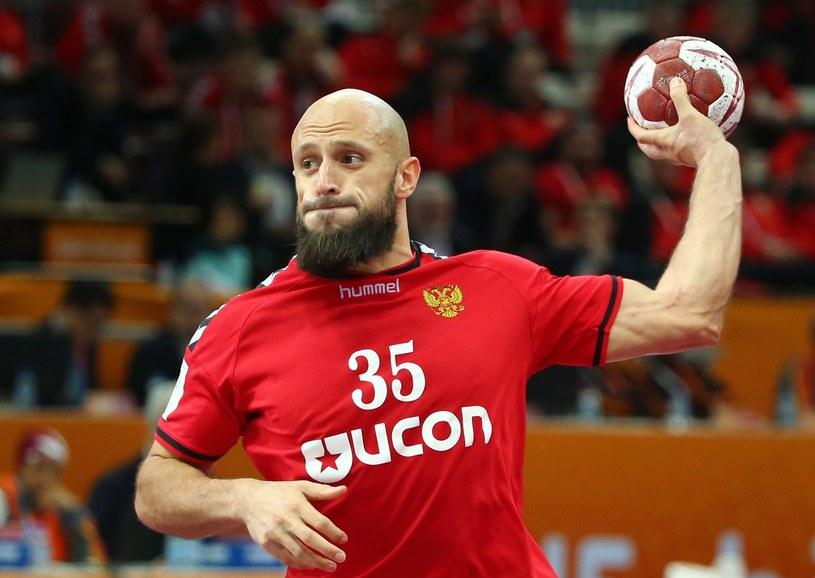 Konstantin Igropulo zwiedził wiele klubów /MARWAN NAAMANI/ACR /AFP