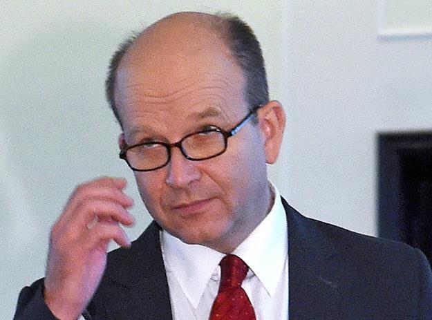 Konstanty Radziwiłł, minister zdrowia /PAP