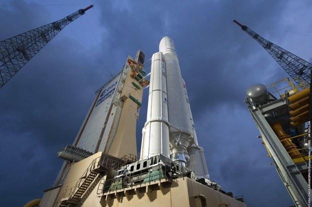 Konstrukcja rakiety Ariane 6 nie zostanie zmieniona /AFP