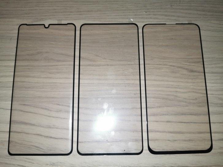 Konstrukcja wyświetlacza Huawei P40 Pro / fot. GSMArena /materiał zewnętrzny